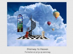 gallery/stairway to heaven