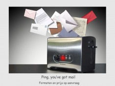 gallery/ping, you've got mail