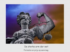 gallery/de sterke arm der wet